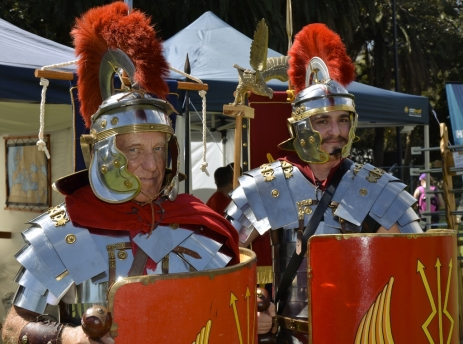 Centurians Ready for Action