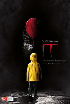 it, movie, clown, horror, film