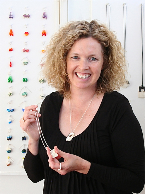 katrina newman, peninsula open studio weekend 2016, jewellery, silversmith, goldsmith, artist, jeweller, lampwork beads, cuttlefish casting, silver jewellery, rings, necklaces, earrings, contemporary jewellery, mornington peninsula, pendants, cufflinks, community event, fun things to do, art