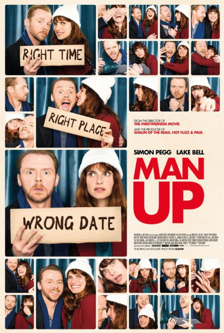 man up movie, simon pegg, lake bell, romantic comedies, man up movie review