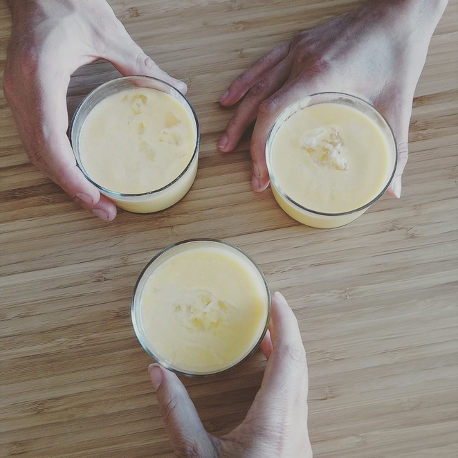 Mango lassi, sri lankan cooking classes, cooking workshops, free to feed
