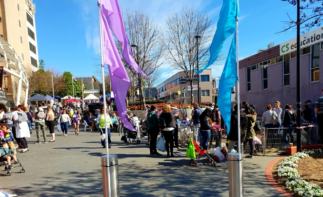 Markets, community, food, entertainment, kid friendly, farm