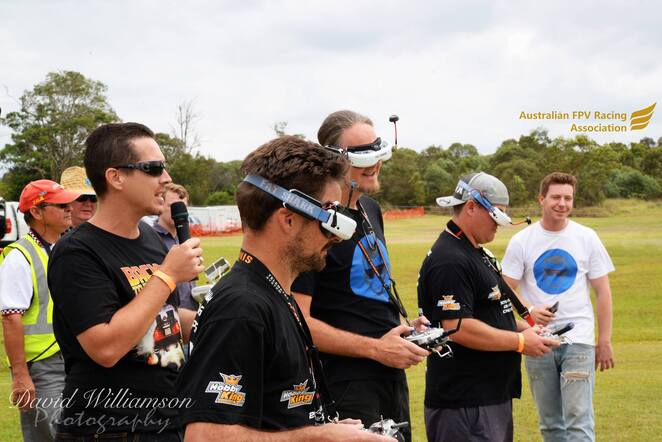 Nationals AUFPV Drone Racing 2019 Canberra