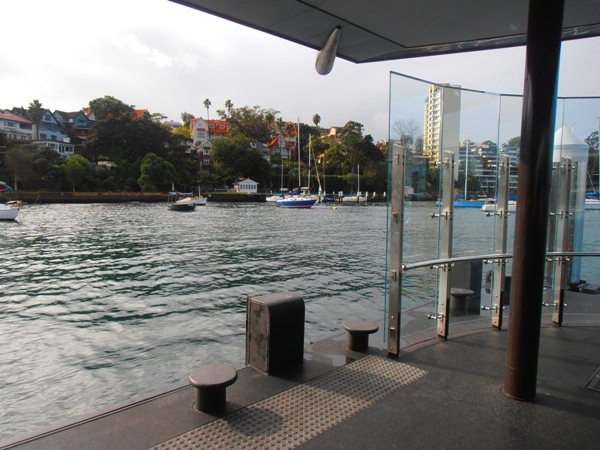 Neutral Bay Wharf