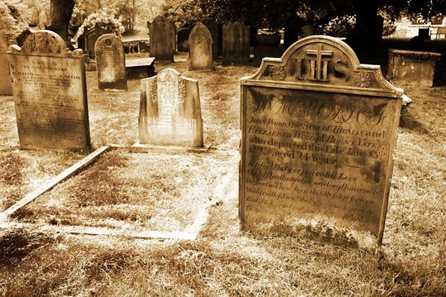 old,graves