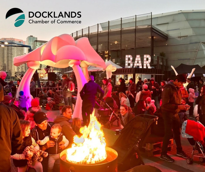 Photo courtesy of Docklands Chamber of Commerce