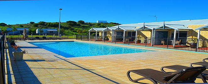 pool, ledge point, holiday, park