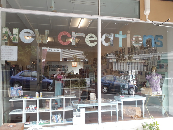 queen st, quirky, nambour, scrapbooking, shop, cafe