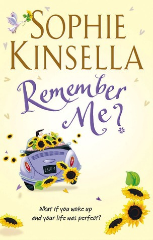 remember me, Sophie Kinsella, romantic reads for Valentines Day, romance novels, contemporary romance