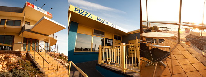 seagate cafe, moonta bay, ocean views, Spencer Gulf, South Australian eateries, South Australia, cafes on YP, Yorke Peninsula