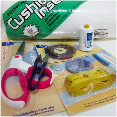 sew make create, sewing course, beginner, sewing kit
