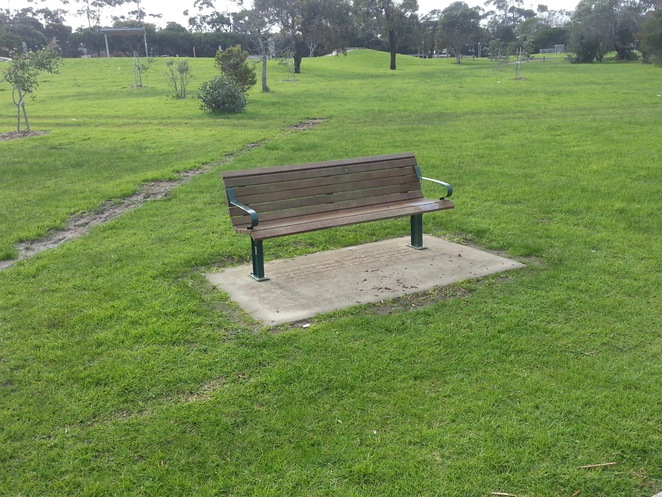 Shell Road Recreation Reserve Playground, Ocean Grove