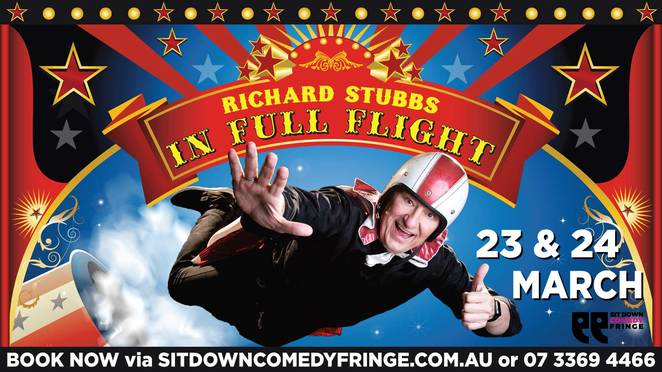 sit, down, comedy, fringe, funny, shows, paddington, march, brisbane