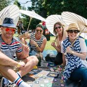so Frenchy So Chic, Werribee Park, Melbourne,