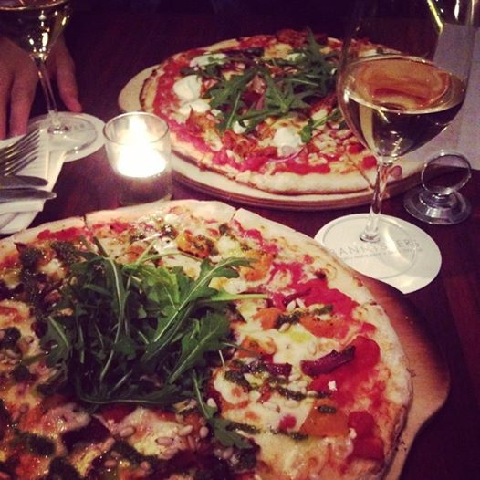 stone fired pizza, candlelight, delicious, pizza, pumpkin