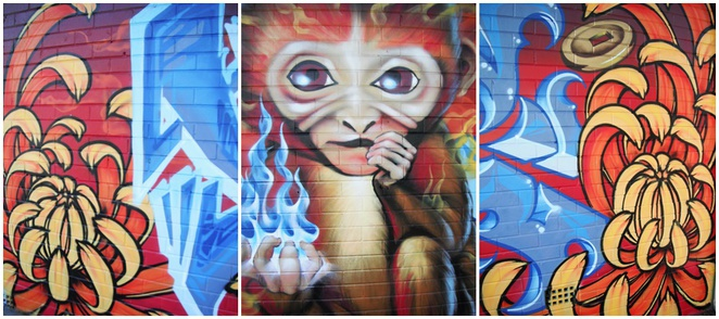 Street art, Coffs Harbour