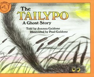tailypo, north American folk story, folk tales, scary story, short story, scary for kids, creepy stories for Halloween