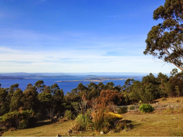 Tasmania, Hobart, Signal Station, Cafe, Natural, Nature, View, Mount Nelson, Dessert, Tea, GMV, Travel, Fun, Weekend