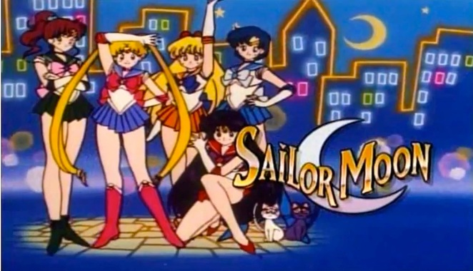 The Best Music from the Original Sailor Moon English Dub