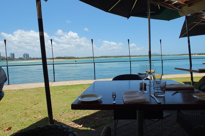 The Boat Shed, Cotton Tree, Maroochydore, relaxation, panoramic, lunch, dinner, coffee, tapas, drinks, wine, beers, parking, child-friendly, indoor seating, outdoor seating, lounge waiting area, stylish dining, excellent wine list