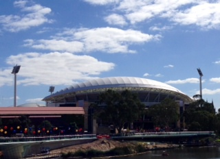 The first look at Adelaide Oval