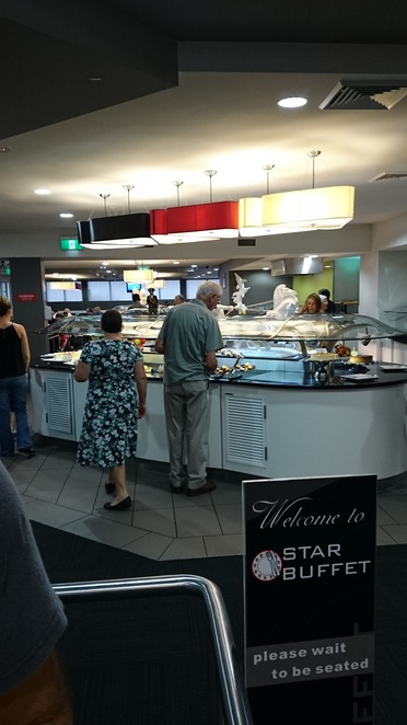 The Star Buffet