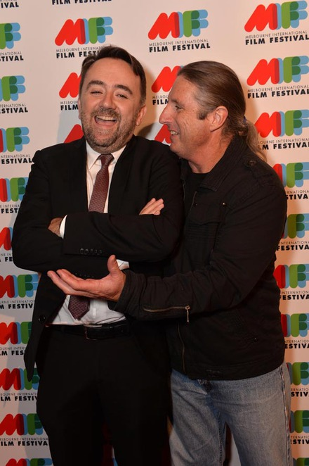 Tim Winton, Robert Connolly, The Turning, MIFF, premiere, Melbourne, Australian Film