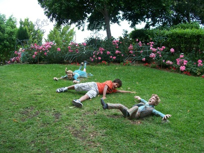 Top Holidays For Kids - Hunter Valley Gardens