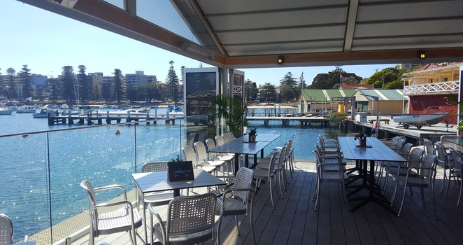 Views, water, Sydney, Manly, alfresco, club