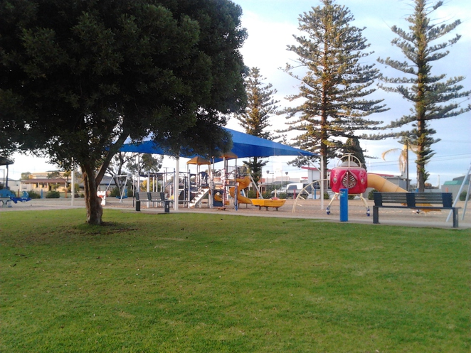 Wallaroo, playground