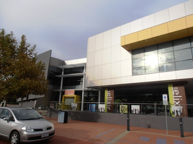 The beautiful new Wanneroo Library and Cultural Centre
