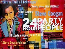 24 hr party people, poster, movie, film, dvd