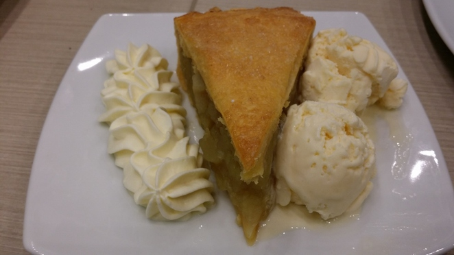42nd Street Cafe, Apple Pie, Adelaide