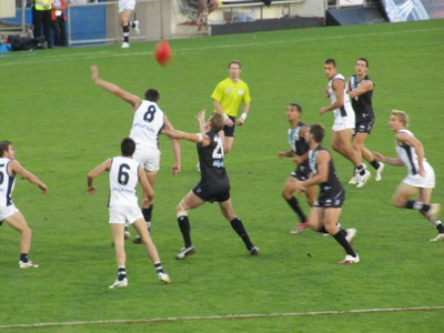 AFL at AAMI Stadium - image by David Francis