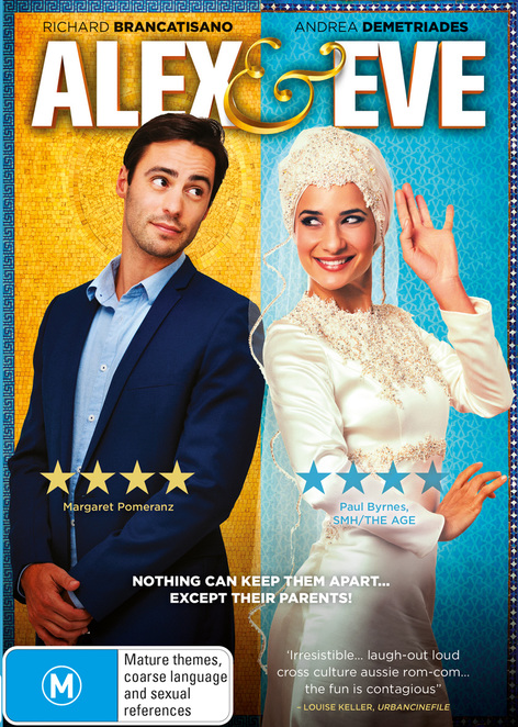 Alex and Eve, Movie, Film, Review, Multicultural,
