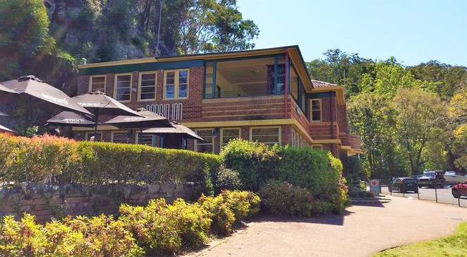 bobbin inn cafe, cafes bobbin head, day trips from sydney