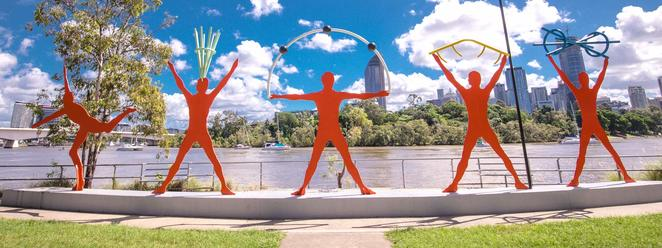 Brisbane, South Bank, Mt Coot-tha, Art, Free, Expo '88, Things to See, Tourist Attractions
