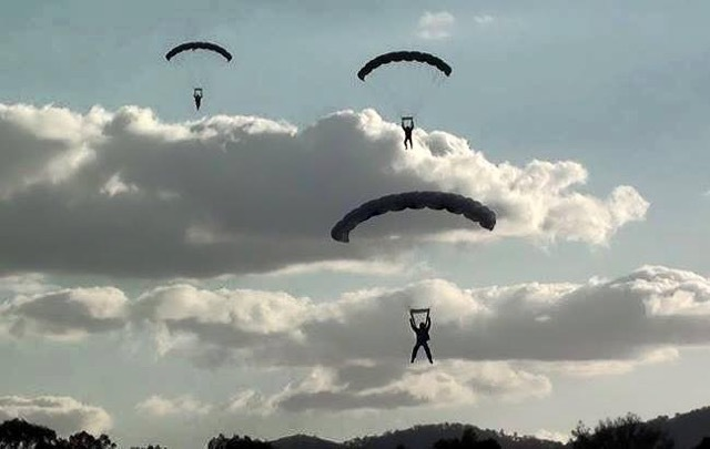 Brisbane Valley Airshow, jaw-dropping aerobatics, sky divers, adventure flights, camping, aircraft displays, jets, Australian Defence Force