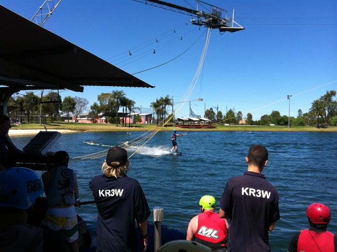 Cables Wake Park, Sydney Water Parks, Water Play