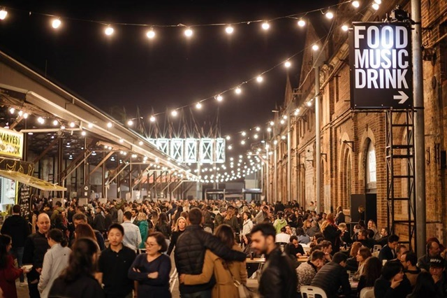 Carriageworks,markets