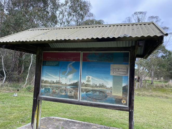 Cecil Hoskins, Nature, Nature Reserve, Moss Vale