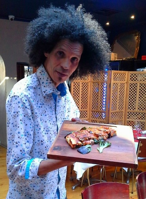 Chef Mohamad Bartaouch from Marrakech Restaurant North Adelaide