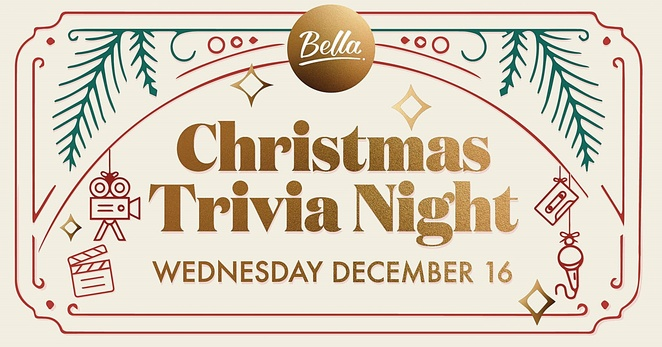 Christmas Trivia Night, Bella Vista Hotel