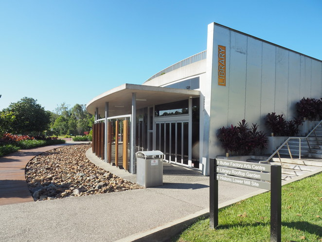 Cooroy Library