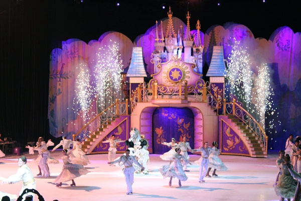 disney on ice newcastle