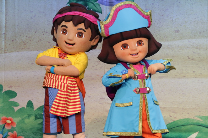 dora the explorer melbourne, melbourne kids show, melbourne school holidays