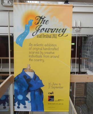 The Journey Scarf Festival 2012