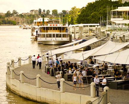 Eagle St Pier, Brisbane, Food, Markets