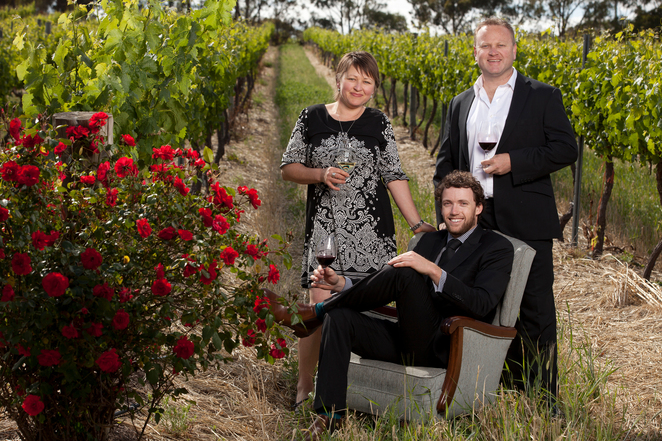 Pfeiffer family, Whistler Wines