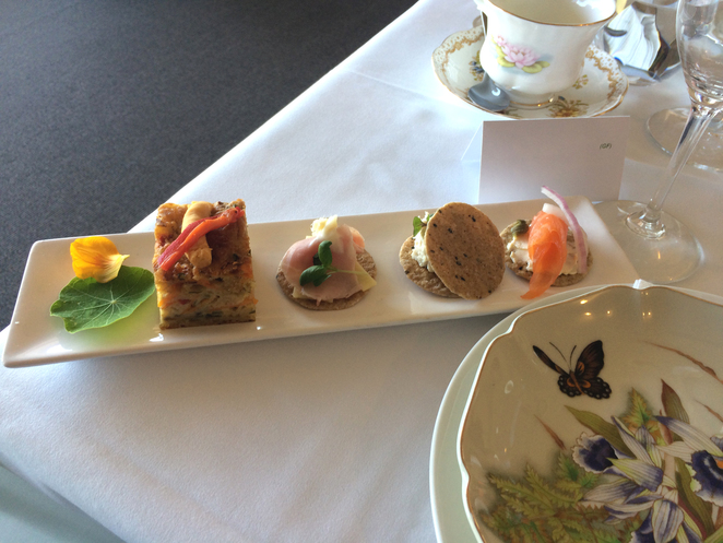 Paracombe 39 fabulous ladies high tea 39 adelaide for Gluten free canape